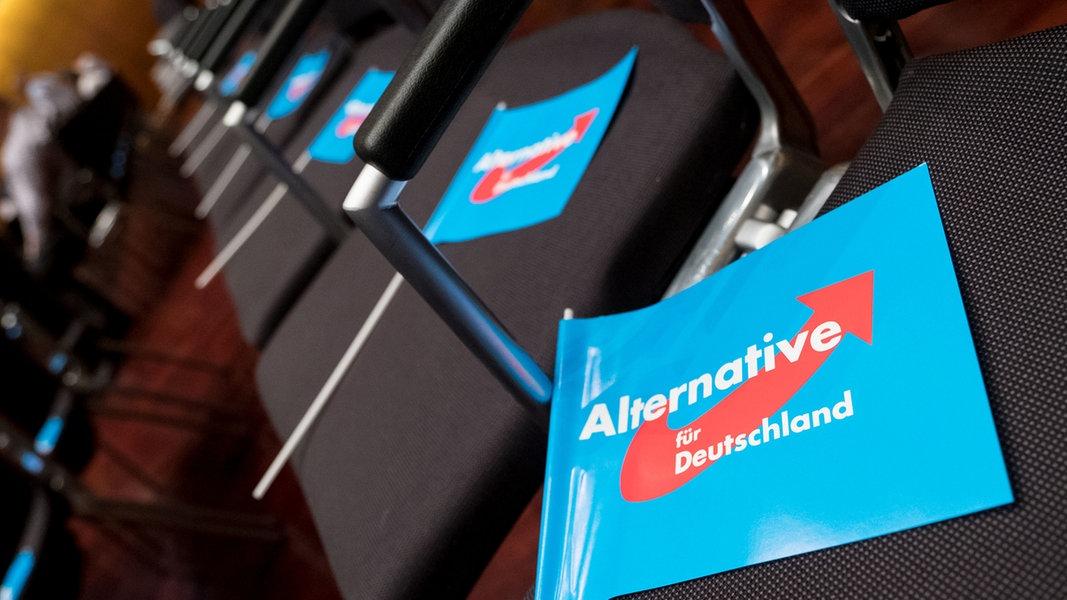 AfD in MV kürt 23 Kandidaten für die Landesliste