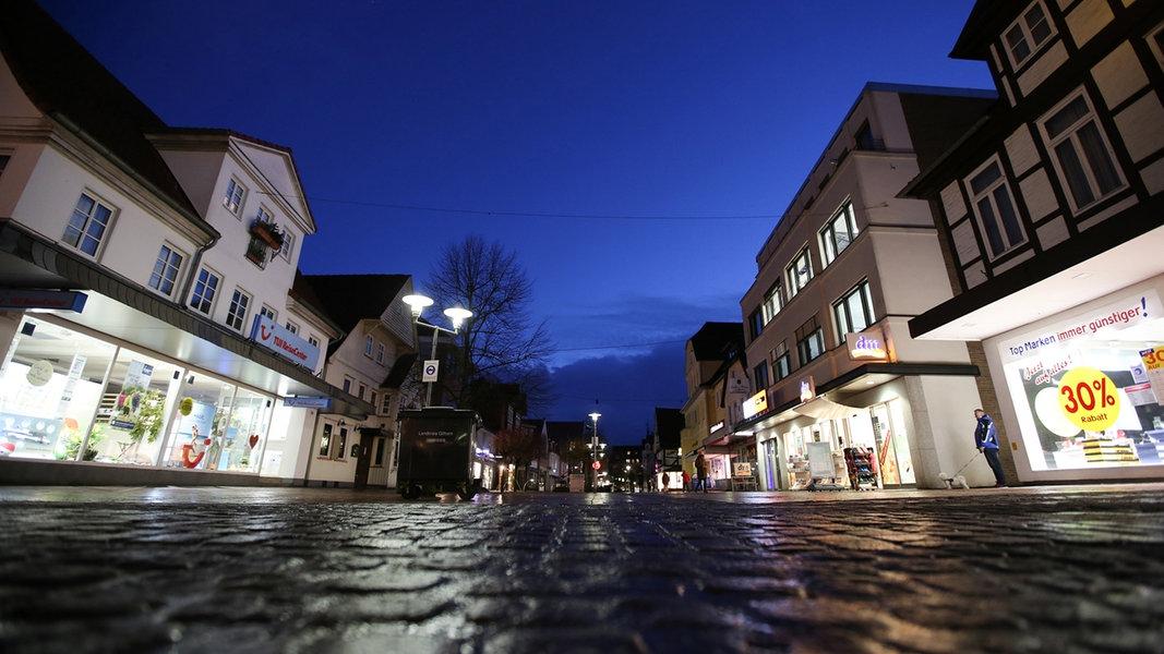 Ausgangssperre In Hannover Celle Und Peine Unter
