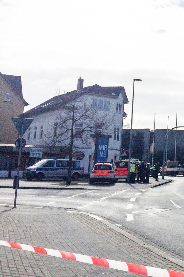 Bombendrohung In Braunschweig