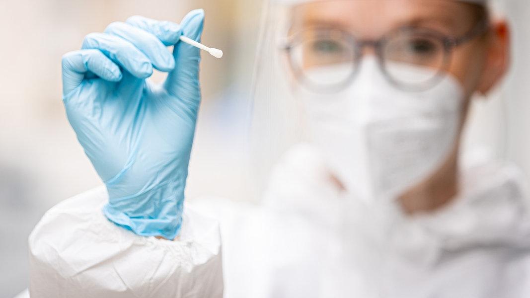 Image Corona-News-Ticker: Debatte über weitere Schritte in der Pandemie - NDR.de