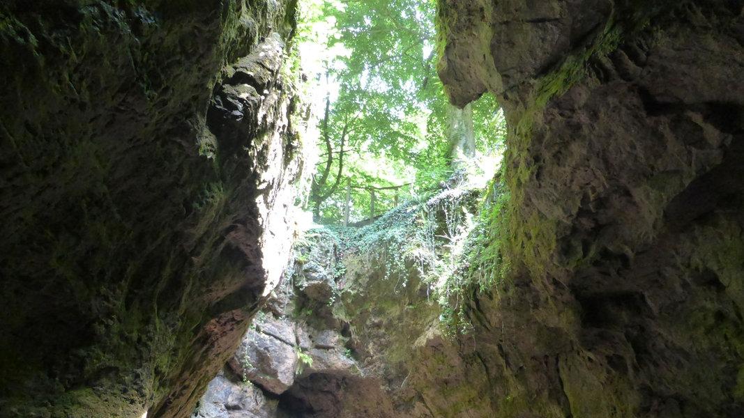 Scharzfeld: Neue Grabungen an Einhornhöhle