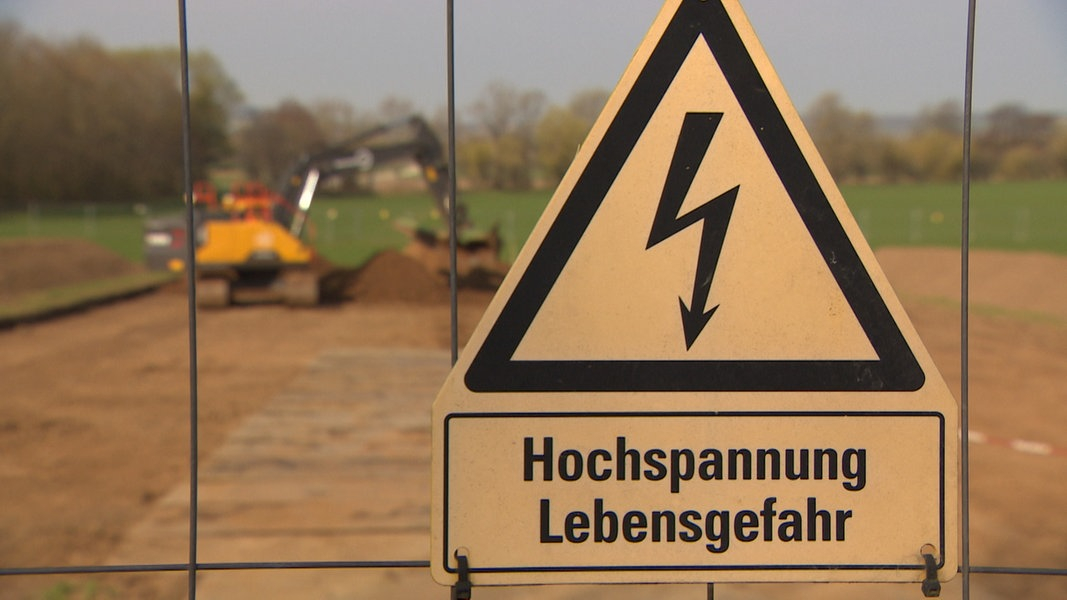 Suedlink: Grober Trassenverlauf für Niedersachsen festgelegt