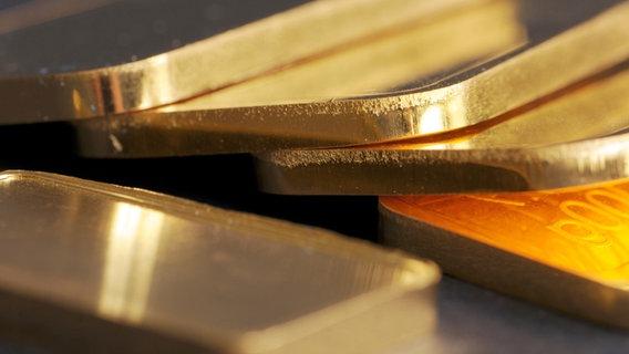 Göttingen: Falschgold für 300.000 Euro an Bank verkauft