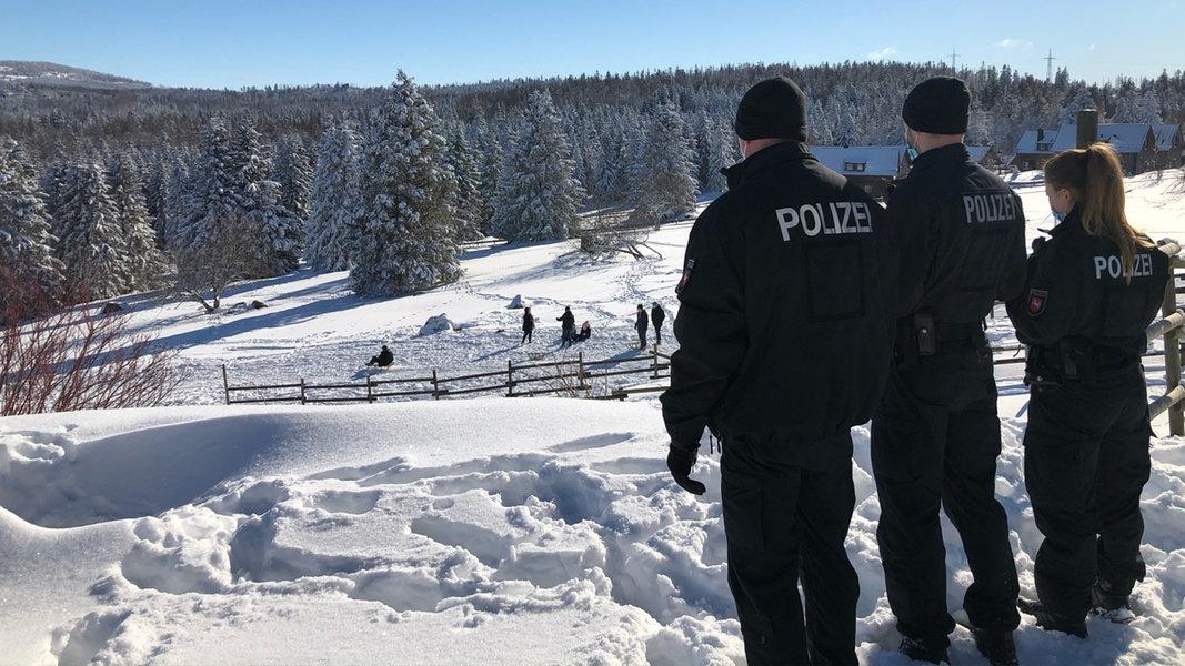 Besucheransturm im Harz fällt aus - vorerst