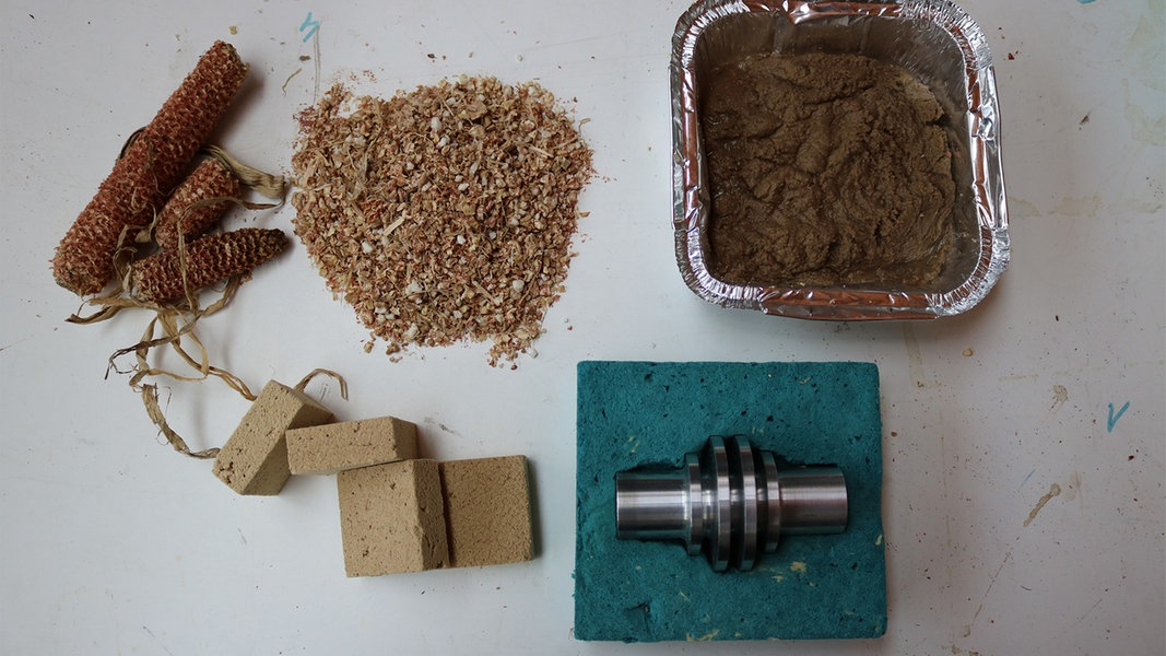 mais statt styropor verpackung f r den kompost nachrichten niedersachsen. Black Bedroom Furniture Sets. Home Design Ideas