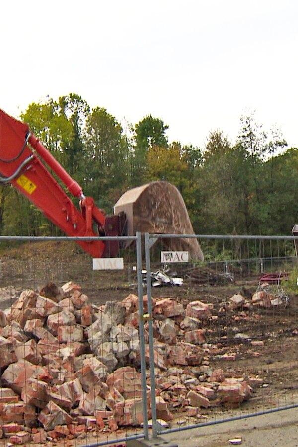 Goslar: Abriss auf Deponie Morgenstern beginnt
