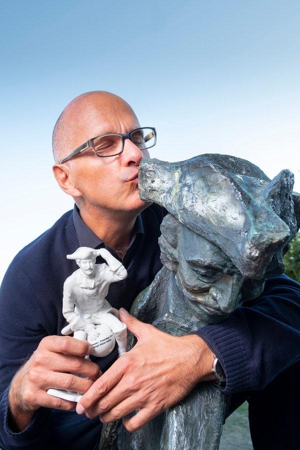 Christoph Maria Herbst Mit Munchhausen Preis Geehrt Ndr De Kultur
