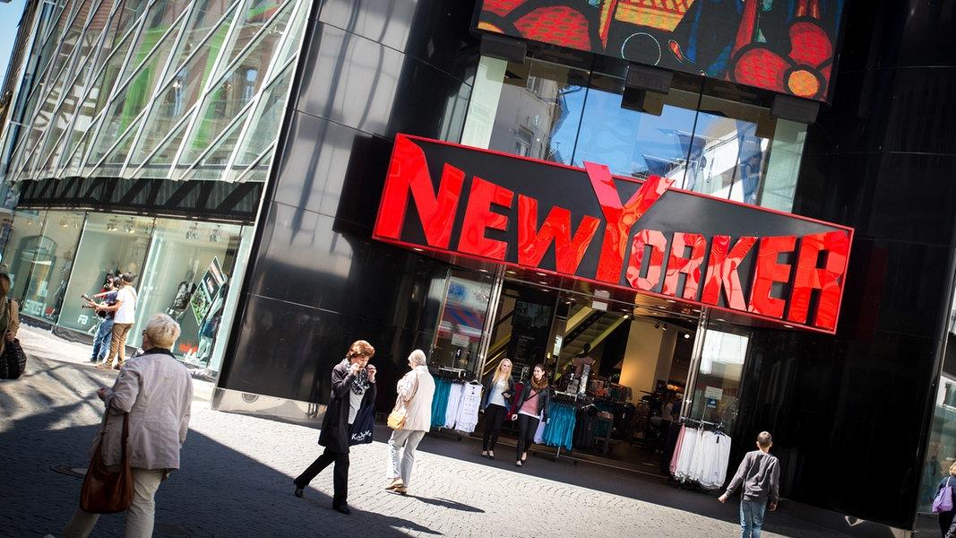 Modekette New Yorker legt sich mit Amazon an