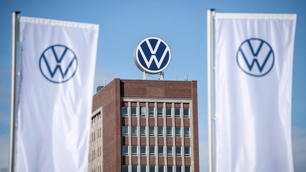 VW: Pläne für eigene Corona-Impfzentren werden konkreter - NDR.de