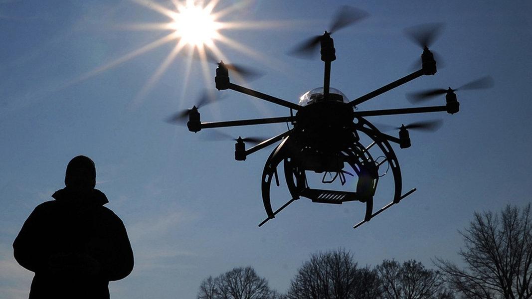 Drohnen-Warnsystem für JVA in Niedersachsen?