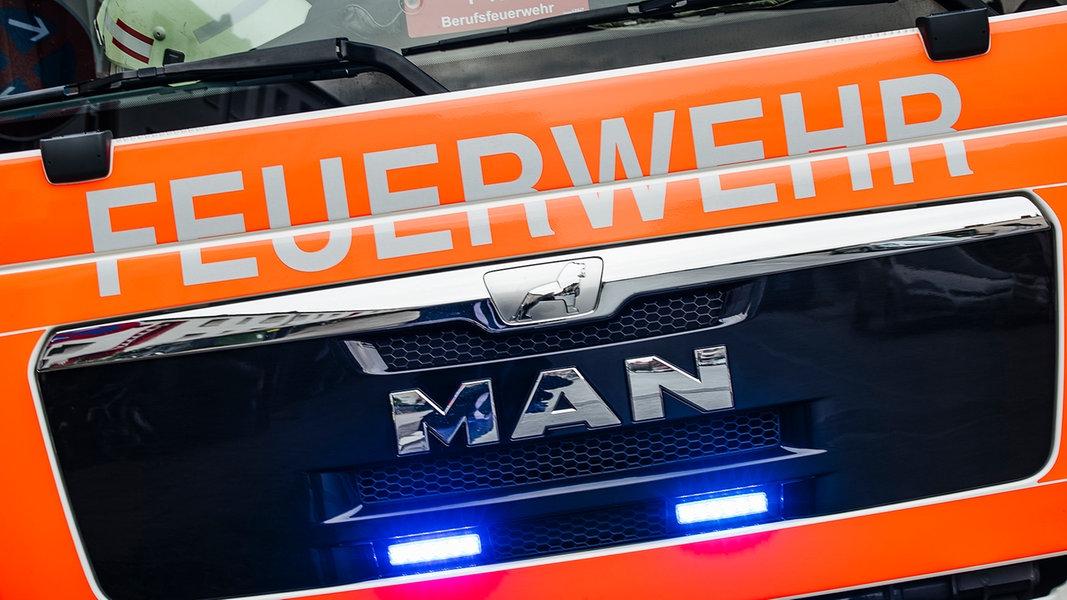 Polizei ermittelt wegen schwerer Brandstiftung in Verden