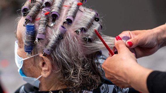 Friseursalon Schließen
