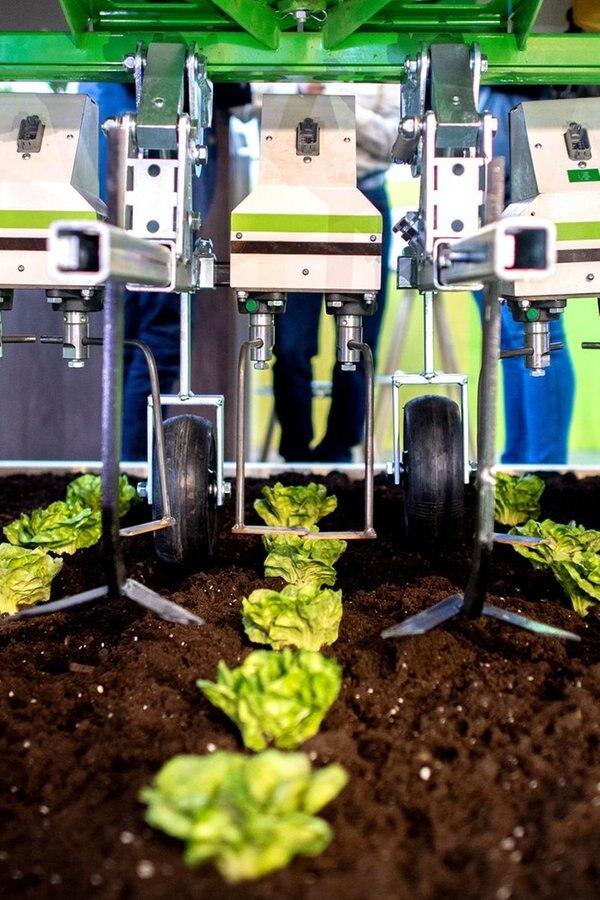 Stark und schlau: Maschinen auf der Agritechnica