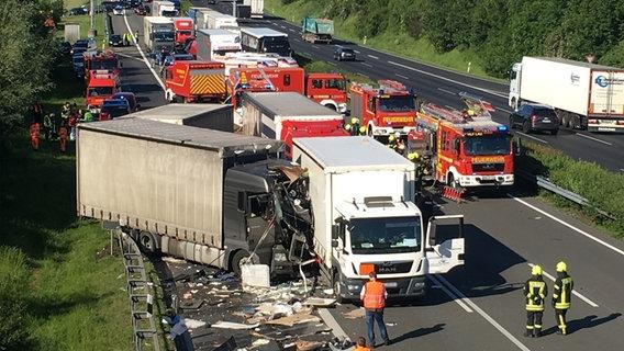 Unfälle Heute A2