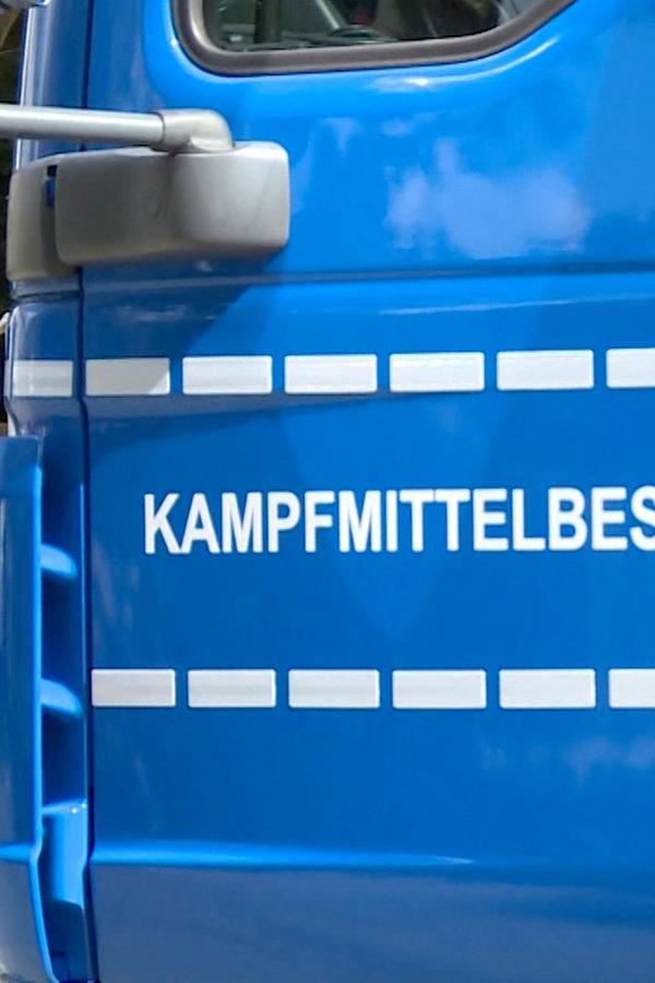 Hannover: Bombe gefunden - Sprengung noch heute
