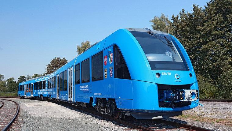 Begeisterung nach Testphase mit Wasserstoff-Zügen