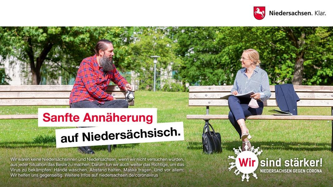Corona: Niedersachsen weitet Info-Kampagne aus