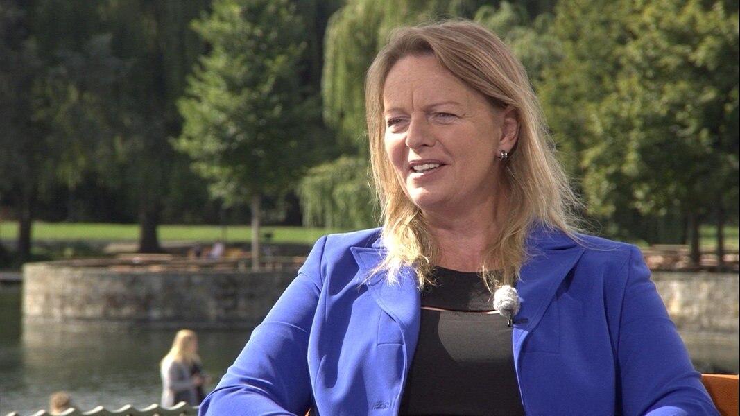 NDR Sommerinterview mit Dana Guth (AfD)