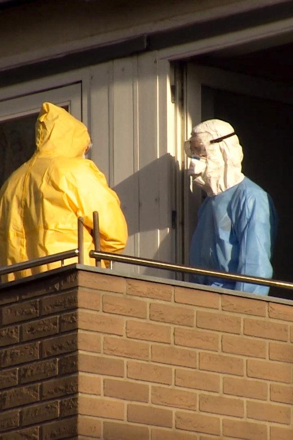 Gesundheitsamt: Kein Ebola-Fall in Hannover