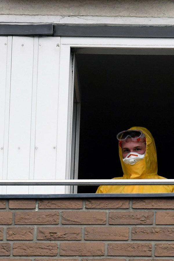 Entwarnung: Kein Ebola-Fall in Hannover