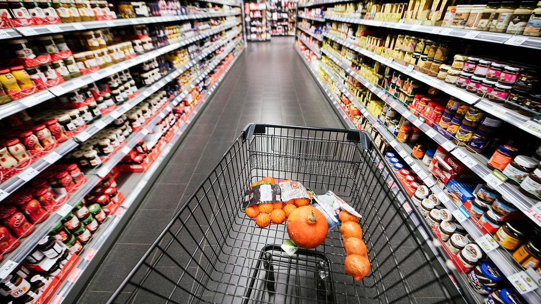 Supermärkte erleichtert: kein Ansturm vor Ostern