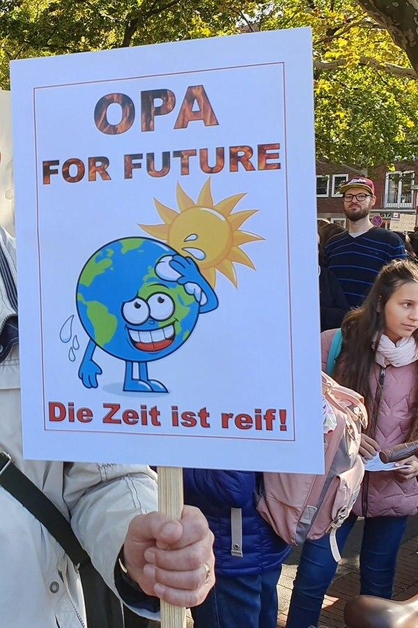 """Die Bilder zu den """"Fridays for Future""""-Demos"""
