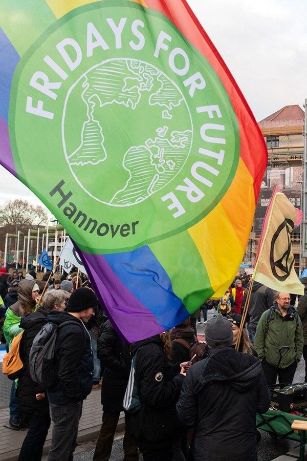 """""""Fridays for Future"""": Klimaschutz-Demos im Norden"""