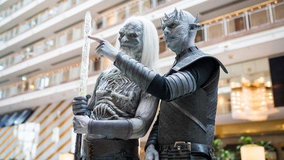 Got Karte Norden.Game Of Thrones Fans Feiern Stars In Langenhagen Ndr De