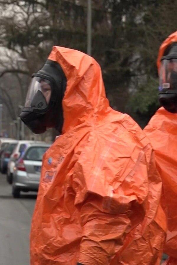 Hannover: Giftiges Gas löst Feuerwehreinsatz aus