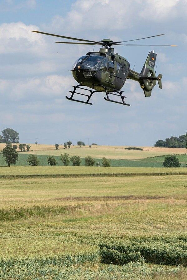 Tiefflüge erlaubt: Bundeswehr gewinnt vor Gericht