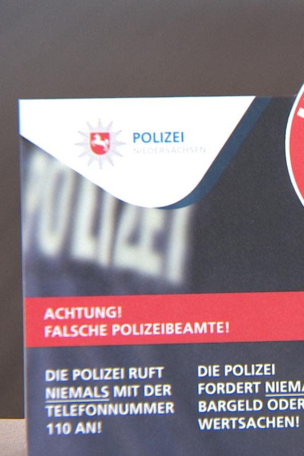 Falsche Polizisten verschwinden mit 19.000 Euro