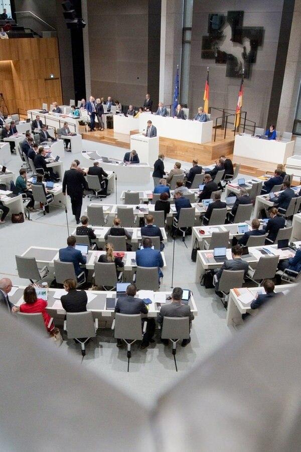 Landtag startet heute in die Sitzungswoche