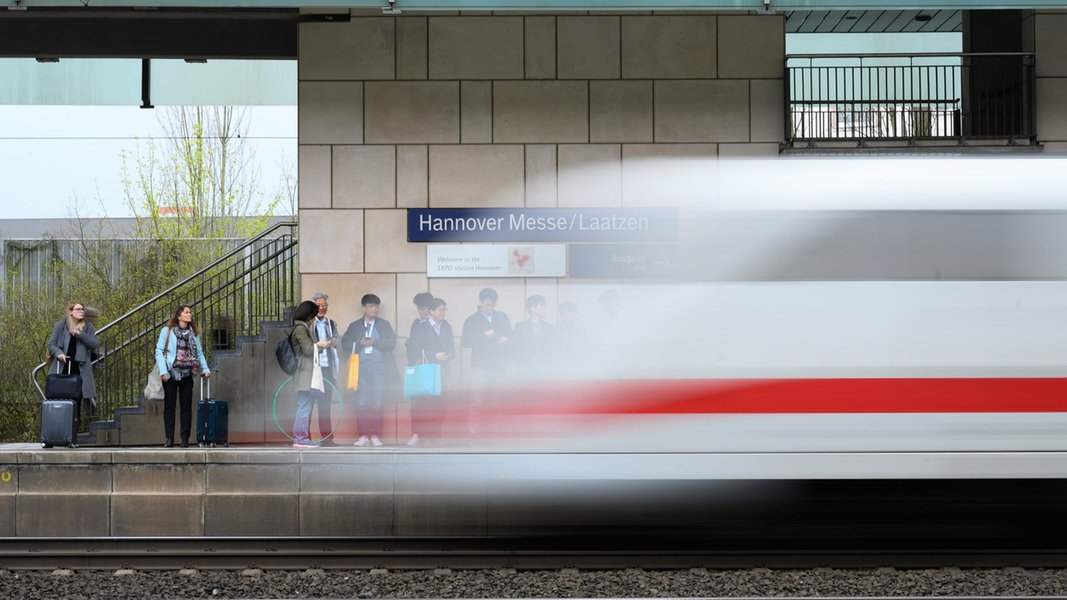 Hannover Brückenbau Bremst Bundesweit Züge Aus Ndrde
