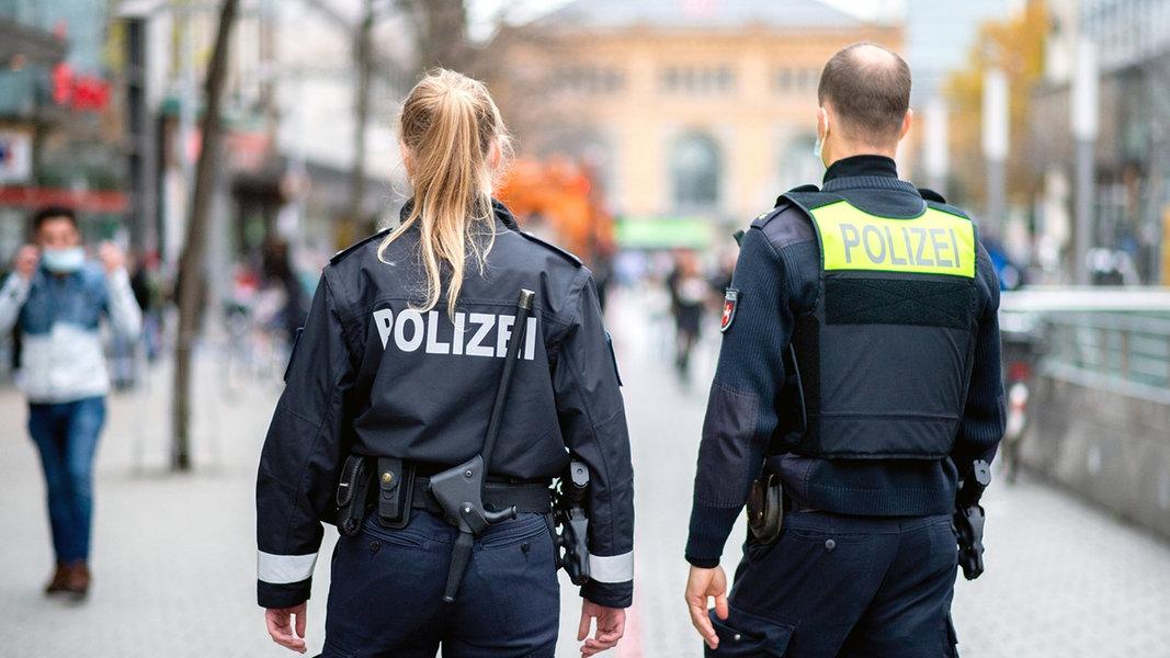 Polizei Virus 2021
