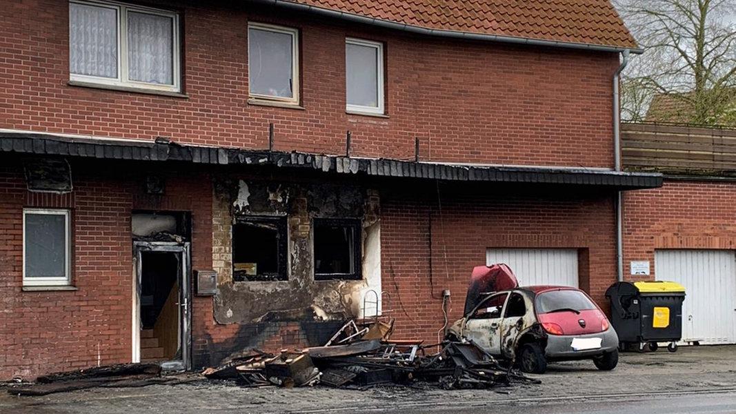 Feuer in Rehburg-Loccum: 27-Jähriger festgenommen