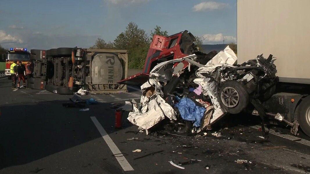 autokorso auf autobahn hannover