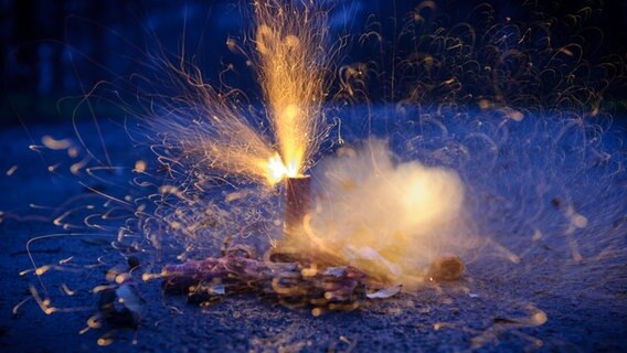 Silvesternacht: Böllern ist nicht überall erlaubt