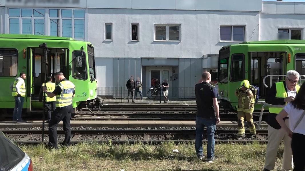 Stadtbahn Unfall Heute