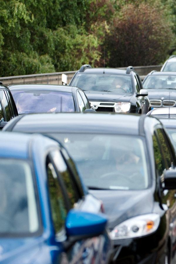 89 Stunden im Stau: Verkehrswende nicht in Sicht