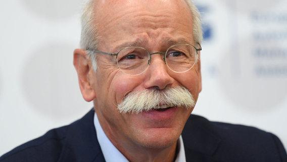 Daimler-Chef Zetsche soll Aufsichtsratschef werden