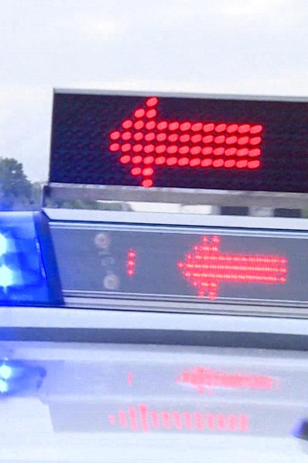 Lkw-Unfall auf A1: Autobahn wieder frei