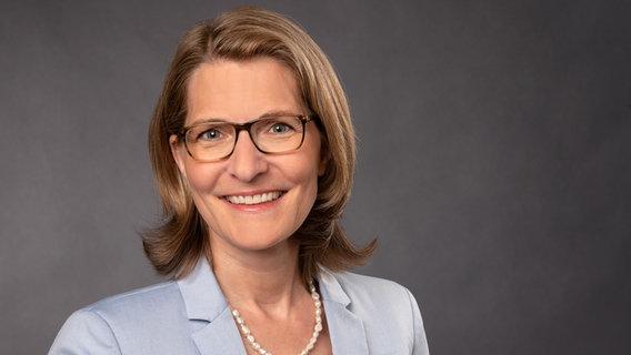 Ortrud Wendt, CDU candidate for the mayoral elections in Burgwedel.  © Ortrud Wendt