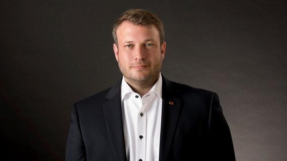 Helge Zychlinski, SPD candidate for mayoral elections in Wedemark.  © Helge Zychlinski
