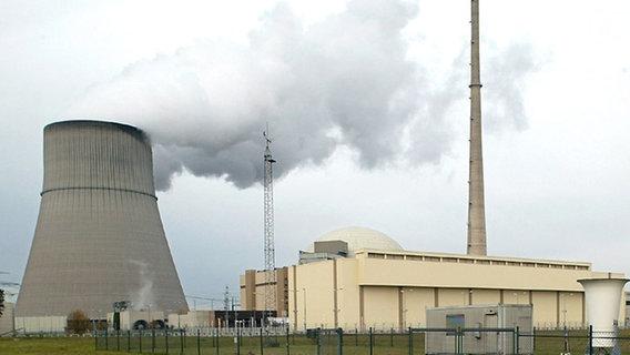 Kernkraftwerk Emsland nach Revision wieder am Netz