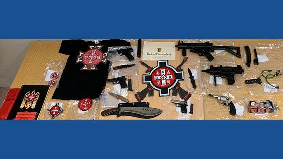 Holzminden Razzia Gegen Ku Klux Klan Mitglieder Ndrde