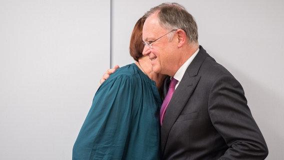 SPD und FDP in Niedersachsen treffen sich nach Landtagswahl zu Gespräch