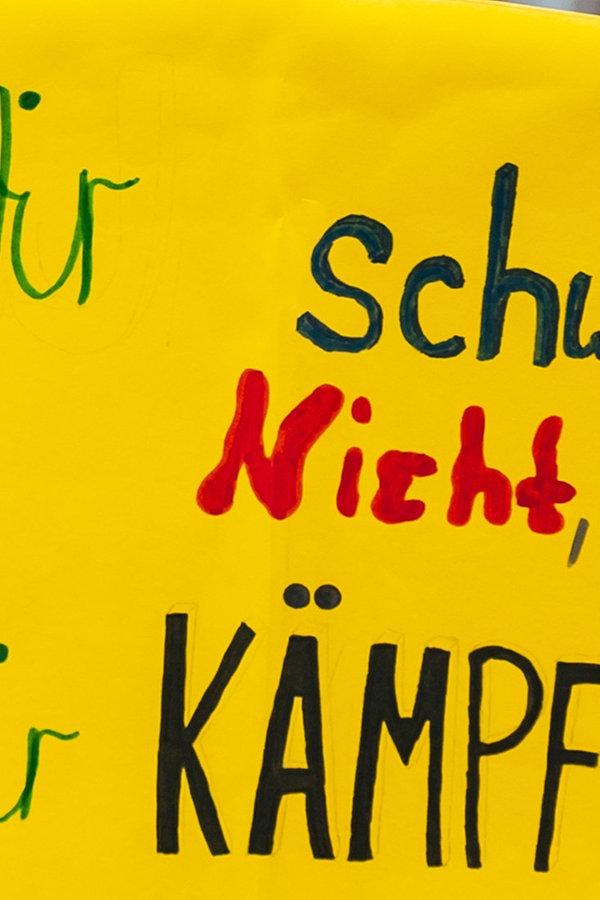 """Fridays for Future"": Großdemo in Göttingen"