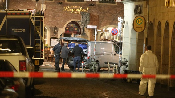 Schütze von Lüneburg Verdächtiger Mohamed E. stellt sich der Polizei