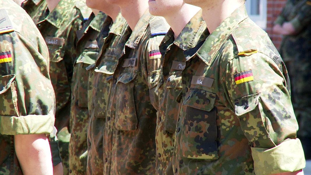 Giftiger Löschschaum: Bundeswehrstandorte belastet