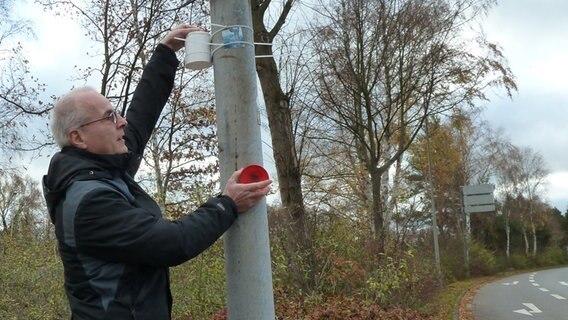 Stickoxide Verkehrsclub Misst In Luneburg Ndr De Nachrichten